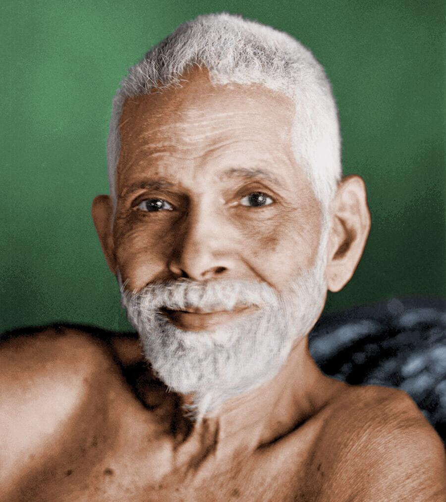 De blik van Ramana Maharshi